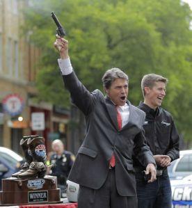 Rick Perry shooting