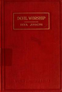 Devil_Worship.                               Taken from Wikimedia Commons