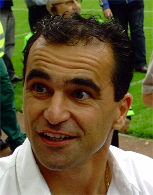 Roberto Martinez - The Smiling Spaniard