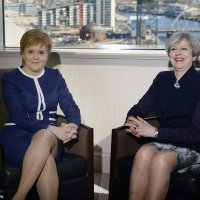 Sturgeon v May - Who's Sexier?