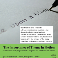 The Importance of Theme in Fiction