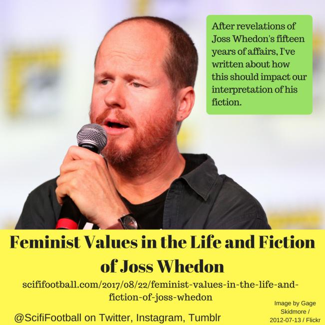 2017-08 22 Joss Whedon