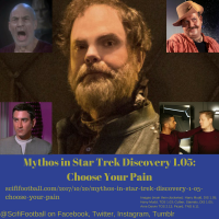 Mythos in Star Trek Discovery 1.05: Choose Your Pain