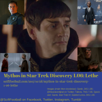 Mythos in Star Trek Discovery 1.06: Lethe