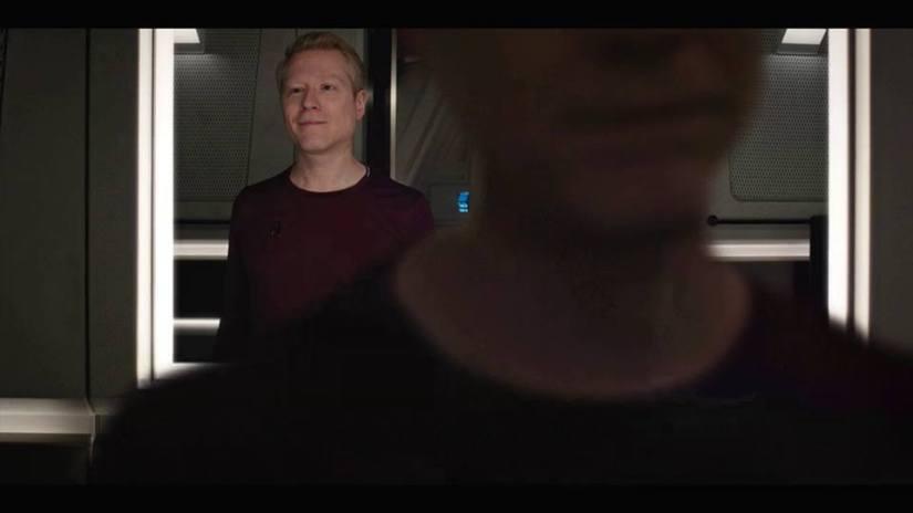 Star Trek DIS S1E05 Choose Your Pain ending