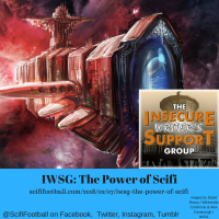 IWSG: The Power of Scifi