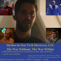 Mythos in Star Trek Discovery 1.14: The War Without, the War Within