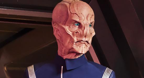 Star Trek DIS xxx Saru