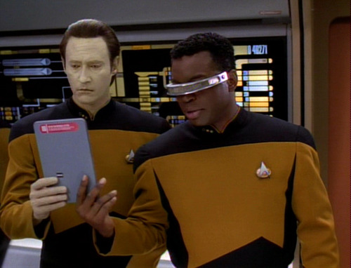 Star Trek TNG xxx Data and Geordi