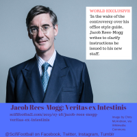 Jacob Rees-Mogg: Veritas ex Intestinis